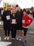 Turkey Trot 5 miler - Columbus, Nov '09