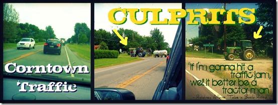 corntown traffic