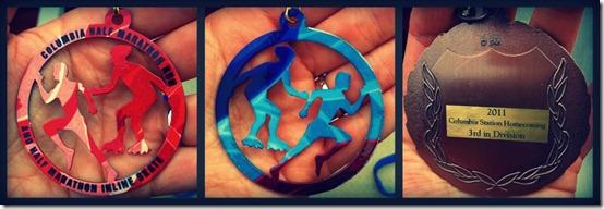 CS medals