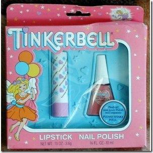 Tinkerbell-Makeup