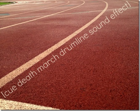 track death march