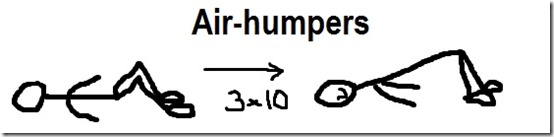 air-humpers