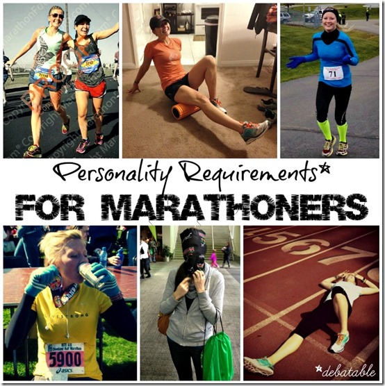 marathon requirements