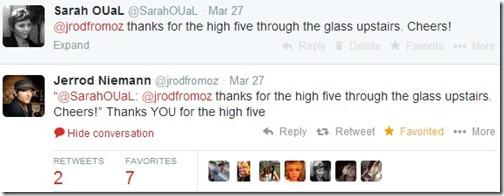 date night jerrod tweet