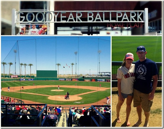 spring training arizona 2012