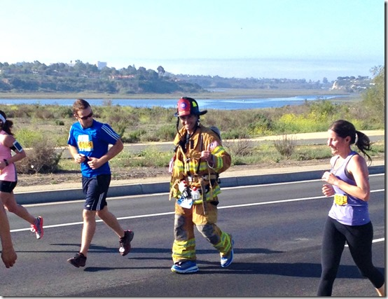 fireman joe oc marathon