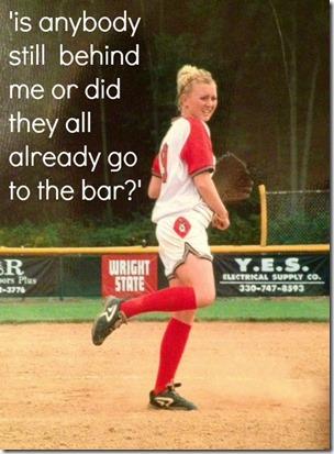 sarah pitching