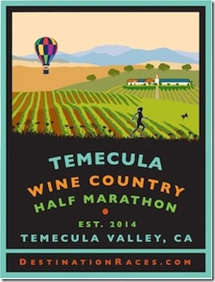 destination races temecula half marathon