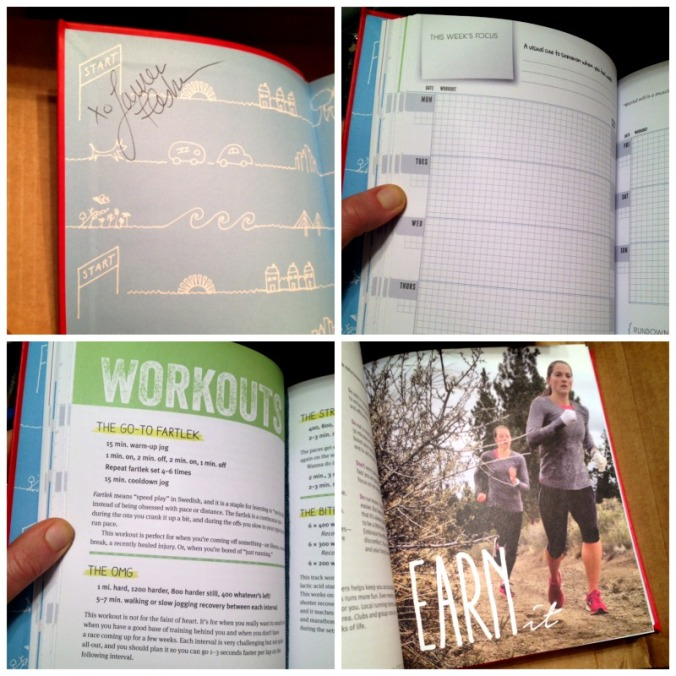 Believe Training Journal inside